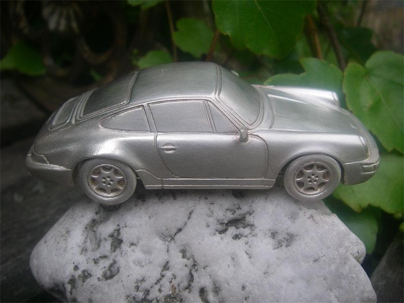 Porsche 911 Carrera Sterling Silver Rare Ebay